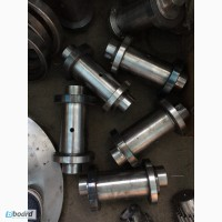Плиты крепления роликов без регуляторов ОГМ 1.5 к гранулятору