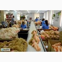 Рабочий на фабрику игрушек в Чехию. Работа за границей