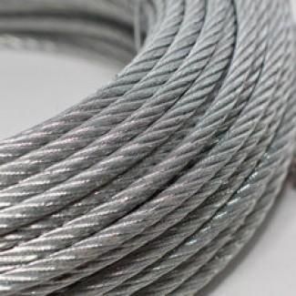 Трос стальной ф21 мм ГОСТ 2688-80 масса 1000м =844 кг