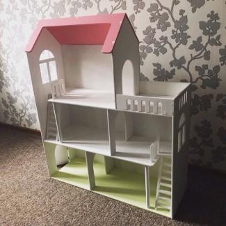 Мечта любой девочки - кукольный домик