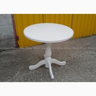 Продам белый круглый стол для кафе бара ресторана