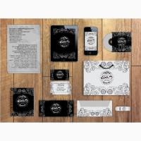 Дизайн и печать полиграфической продукции.Разработка логотипов