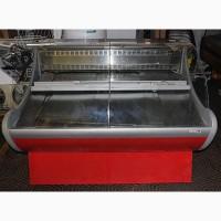 Витрина холодильная бу Cryspi Prima 1300, кондитерская бу