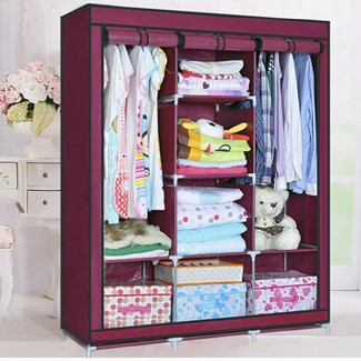Шкаф - гардероб тканевый складной Big 88130
