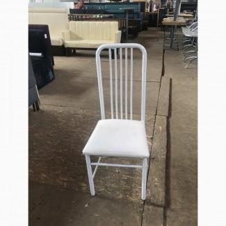 Продам бу стул белый для ресторанов, баров, кофеен