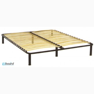 Каркас кровати XL с ламелями на ножках