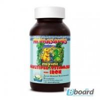 Жевательные витамины с железом NSP ДЛЯ ДЕТЕЙ
