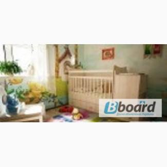 Купить детскую кровать-трансформер SKY
