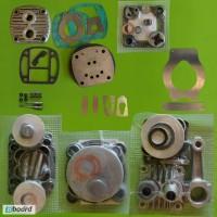 Продам запчасти и ремкомплекты компрессора пневмосистем сельхозтехники и грузовых авто