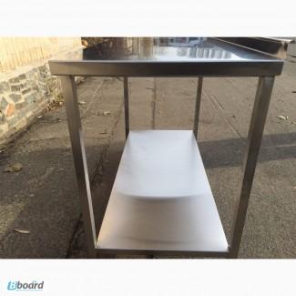 Столы из нержавеющей стали. Нейтральное оборудование