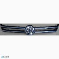 Облицовка хромированная на решетку Volkswagen Touareg