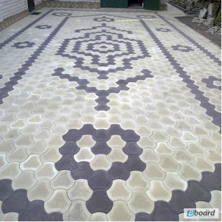 Тротуарная плитка в ассортименте