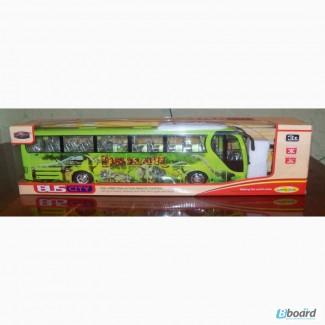 Автобус на радиоуправлении