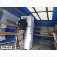 Доставка холодильника Киев.Перевозка холодильника в вертикальном положении