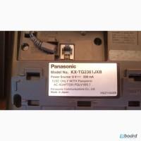 Продам беспроводной радиотелефон Panasonic модель KX-TG2361 пр-во Япония