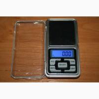 Компактные электронные весы для взвешивания пороха и дроби