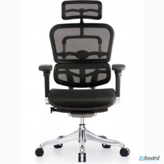 Эргономичные кресла ERGOHUMAN PLUS спинка/сетка, сидение/сетка