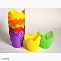 Бумажные формочки для выпечки