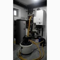 Промивка системи опалення