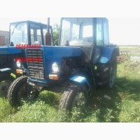 Трактор МТЗ-80