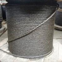 Трос стальной ф12, 0мм ГОСТ 3066-80 масса 1000м=3410 кг