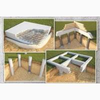 Фундамент для дома