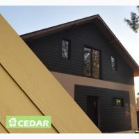 Сайдинг фиброцементный Cedar, S 1005-Y30R