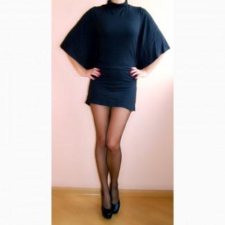 Платье-туника. Новая. Тончайший трикотаж