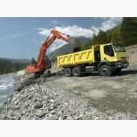 Дорожные строительные материалы вагонами