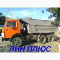 Доставка стройматериалов КАМАЗ, ЗИЛ