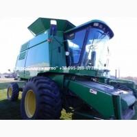 Зерноуборочный Комбайн John Deere 9500 - 1994 год - наработка 3184/2438 м/ч из США