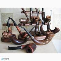 Продам курительные трубки вырезанные из корней ценных пород дерева. Авторские