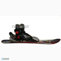 Прокат горных лыж для детей
