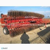 Ротационная Борона мотыга CASE 9м грудобой из США