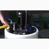 Промивка труб водопостачання