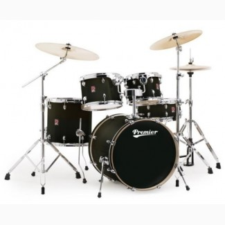 Продам ударную установку Premier XPK Modern Rock 22 Trans Black