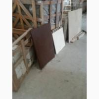 Гранитные коричневые плиты