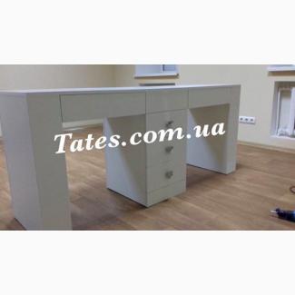 Маникюрный стол для 2 мастеров