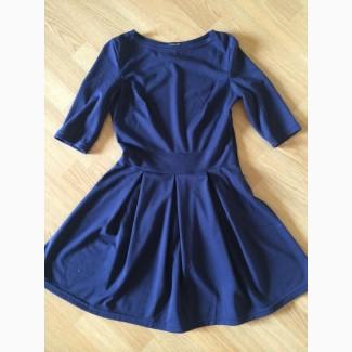 Трикотажное платье. Новое