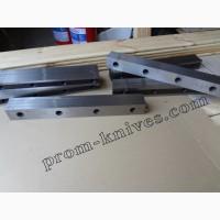 Ножи для кривошипных ножниц НД 3314Г; НД3416Г. 425х60х16 сталь 6хв2с
