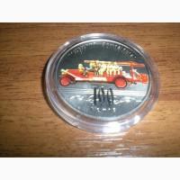 100лет Пожарному автомобилю Украины