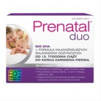 Вітаміни витамины Prenatal Duo, 600 DHA