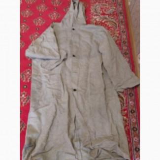 Плащ накидка брезентовый, для сварщика или рыбака, размер 58.новый. 500грн