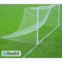Ворота футбольные (разборные) 7320х2440, с дугами, по требованиям ФИФА