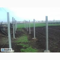 Столб для рабицы и винограда 2, 70 м