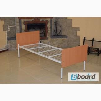Ліжка металеві для гуртожитків, ліжка двоярусні для хостелів