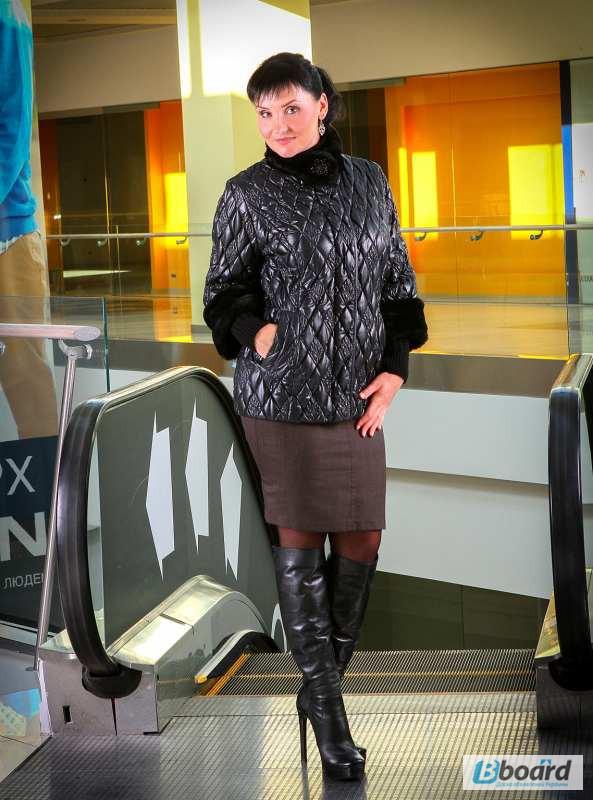 Демисезонная женская верхняя одежда