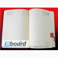 Ежедневники с логотипом, блокноты ежедневники датированные, недатированные с печатью