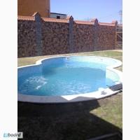 Открытие бассейнов на летний период