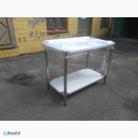 Столы производственные из нержавеющей стали. Разделочные